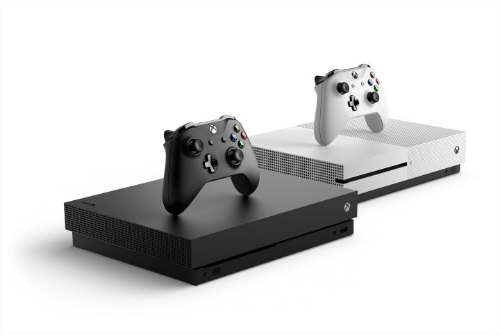 Xbox One X Lead Consoles Hrz Family