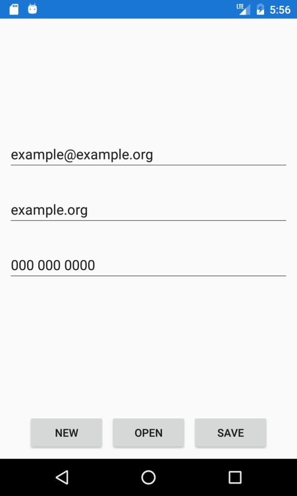 xamarin-android-ran-data-input