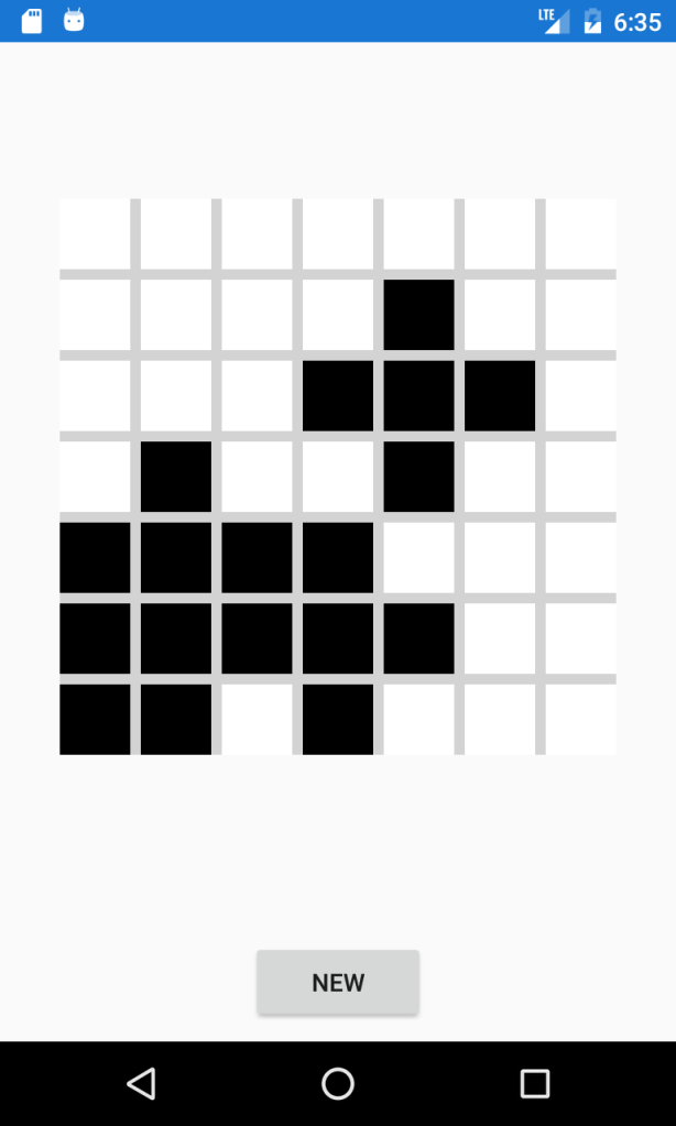 xamarin-android-ran-light-game