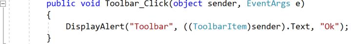 xamarin-code-toolbar