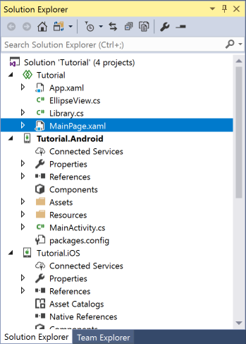 xamarin-vs2017-ellipseview-library-mainpage-xaml