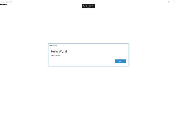 xamarin-uwp-ran-hello-world